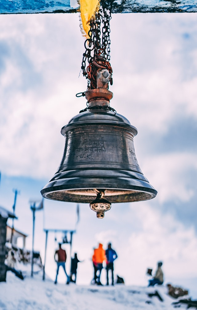 Do Ring The Temple Bell As You Enter The Temple!-Dharma-WeRIndia