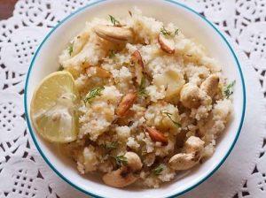 Ekadashi Food
