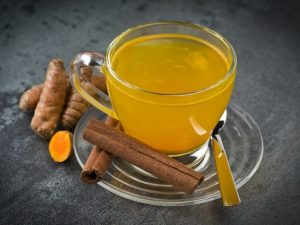 Haldi Tea