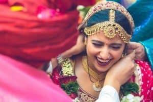 Indian Marriage Ritual Mangalsutra