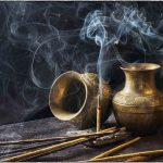 Light The Incense Stick – You See Positivity, Calm, Freshness