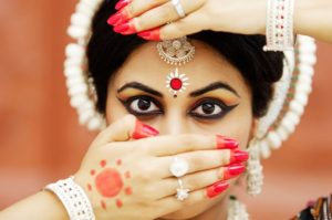 Traditional Indian Bindi