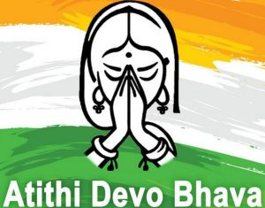 Atithi Devo Bhava- The Beautiful Guest-Host Hospitality In India