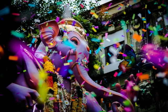 Join India's Grand Festival Ganesh Chaturthi & Get Good Fortune