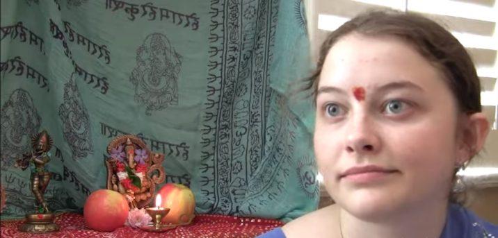 The Journey To Hindusim- Ms. Gouri Maheswari (Danielle) Explains