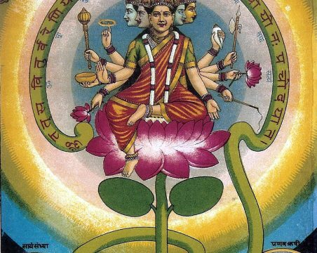The Origin Of Gayatri Mantra Splendidly Explained By Murali Venkatrao