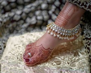 Are You Trying To Conceive? Wear The Traditional Indian Silver Anklets & Get Positive Result