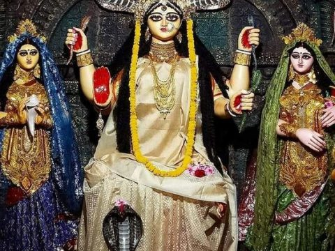 Praise To Hindu Goddess Of Snake Manasa & Get Rid Of Harmful Diseases
