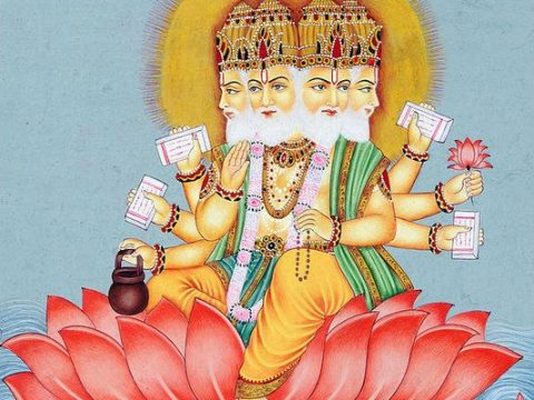 Read The Secrets About The Creator Of Universe- Lord Brahma & How He Created Us