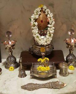 Worship The Sacred Pot 'Kalash'- The Symbol Of Immortality