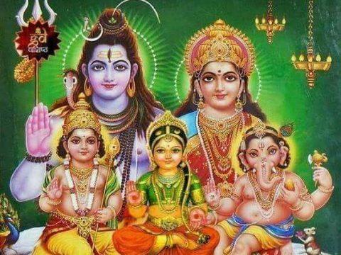 Did You Know Of Lord Shiva & Parvati's Daughter Ashoka Sundari?