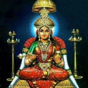 Praise Goddess Annapurna For The Blessings Of Lifetime Food & Nourishment