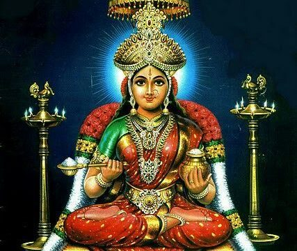 Praise Goddess Annapurna For The Blessings Of Lifetime Food & Nourishment