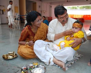 Celebrate The Joyful Annaprashana- First Food Intake Ceremony Of Your Baby