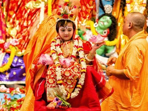 Durga Puja: The Old-age Tradition Of Kumari Puja On Maha Ashtami