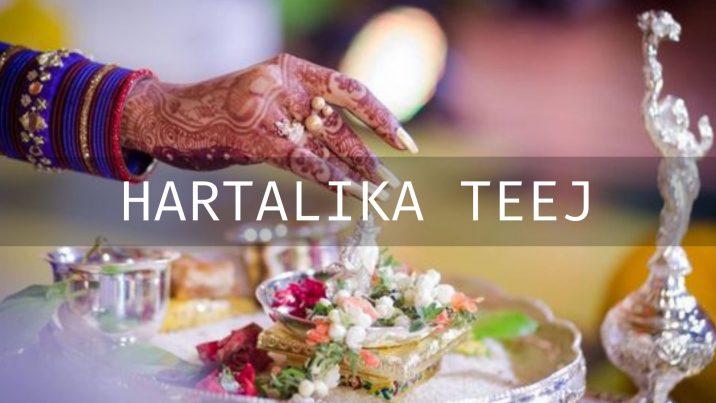 Enhance Your Married Life By Celebrating Hartalika Teej