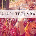 Observe Kajari Teej Vrat To Ensure Husband's Well-being