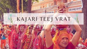 Observe Kajari Teej Vrat To Ensure Husband's Well-being