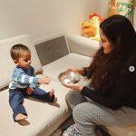 Perform Aukshan On A New-born To Purify Its Mind Spiritually