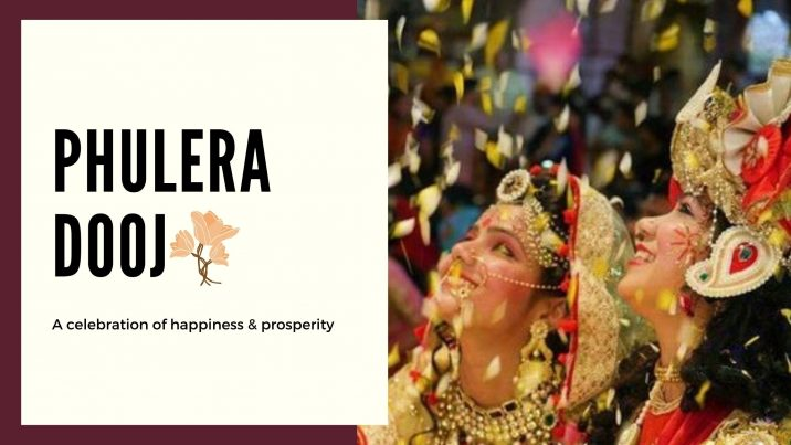 Celebrate Phulera Dooj & Get Prosperity And Happiness For Life