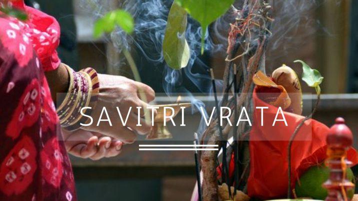 Performing Savitri Vrata Will Expand Your Husband's Longevity