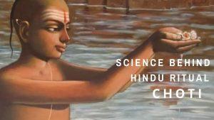 Significance & Science Behind Hindu Ritual Choti