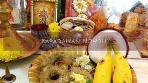 Celebrate Karadaiyan Nombu For Your Husband's Long-life & Health