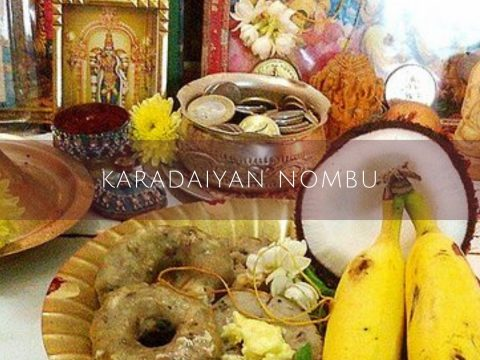 Celebrate Karadaiyan Nombu For Your Husband's Long-life & Health