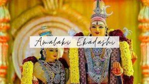 Did You Know These Benefits Of Keeping Amalaki Ekadashi Vrat?