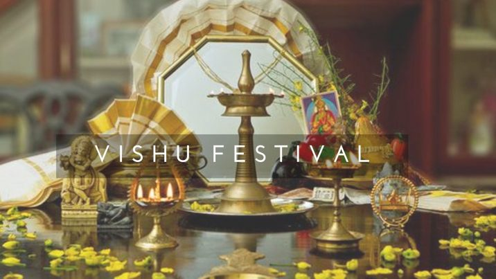 Participate In Kerala's Vishu Festival & Share The Joy Together