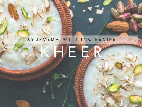 "Eat Ayurveda Winning Recipe ""Kheer"" To Control Your Metabolism"