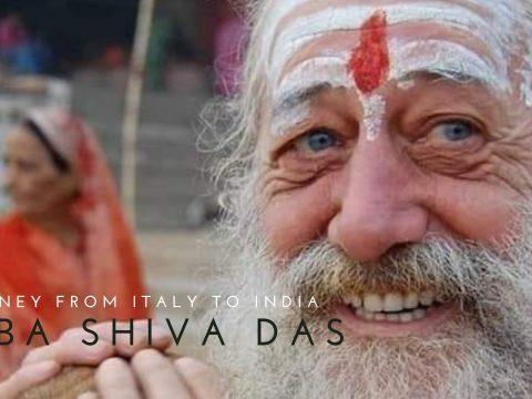 The Hinduism Journey Of 'Baba Shiva Das' From Italy To Varanasi