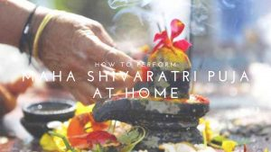 Procedures To Perform Maha Shivaratri Puja At Home