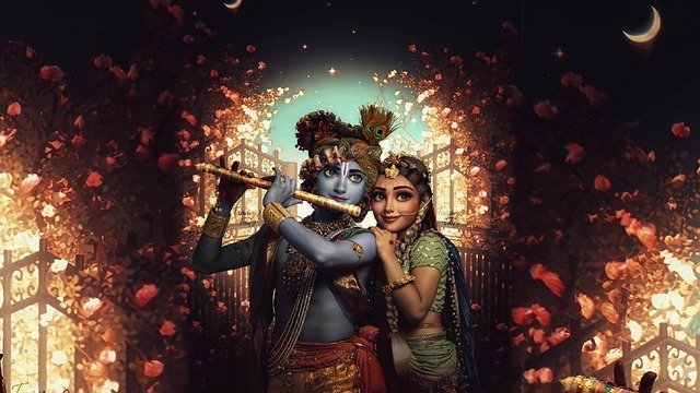 Did You Know Lord Krishna Was Born With A Gifted Natural Fragrance?