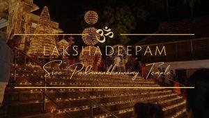 Lakshadeepam - The Holy Festival Of Lighting At Sree Padmanabhaswamy Temple