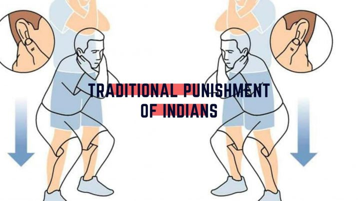 Scientific Explanation Behind Traditional Punishment of Indians- Did You Know This?