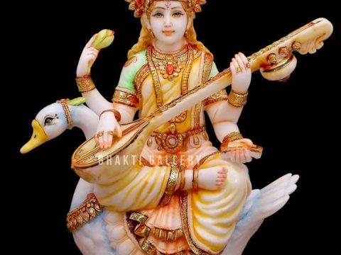 Most Interesting Facts Of Goddess Saraswati That You Didn't Know
