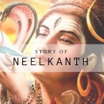 Story Of Neelkanth- Why Shiva's Throat Is Blue?