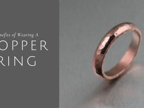 Did You Know - Wearing A Copper Ring Can Lessen Your Blood Pressure?